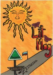 AAS Literary Magazine 2007-2008 - Issue 02 (June 2008)