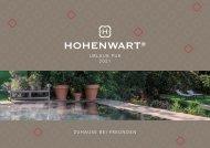Katalog Hohenwart 2021
