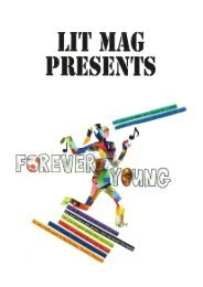 AAS Literary Magazine 2008-2009 - Forever Young