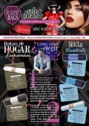 REVISTA 05 SAFE&CLEAN Bolsas de Basura Bolsikas
