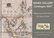 Asian Mapping Catalogue 2021- Part 1 - INDIES GALLERY
