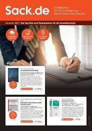 Sommer 2021: Die Top-Titel und Datenbanken für die Anwaltskanzlei