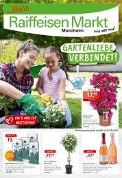 Raiffeisen Mannheim Prospekt KW18 ab 6. Mai 2021