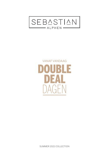 Double Deal Dagen - Sebastian Alphen