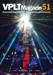 VPLT Magazin 51