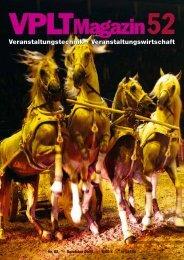 VPLT Magazin 52