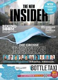 THE NEW INSIDER No. XV, Mai 2021 #454