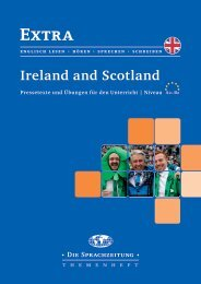 Extra: Ireland and Scotland
