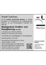 Stadt Dachau