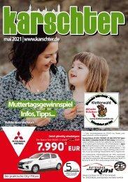 Karschter Magazin Mai 2021