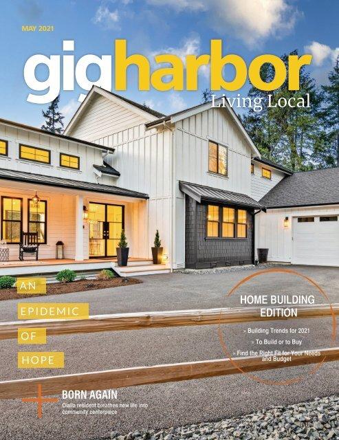 May 2021 Gig Harbor Living Local