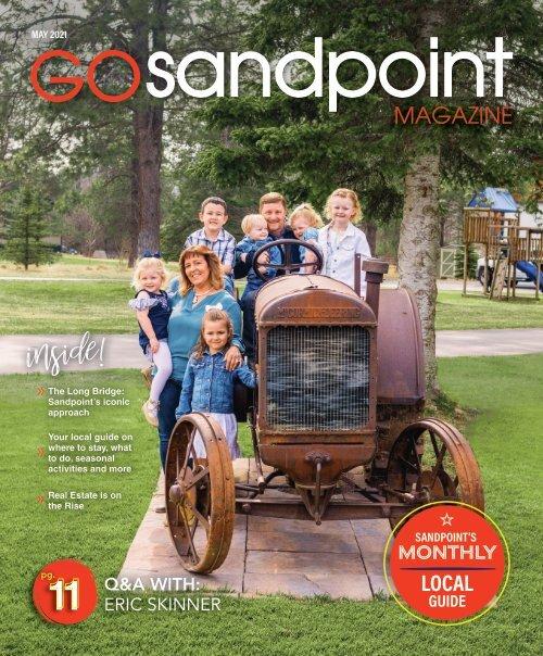 May 2021 Go Sandpoint Magazine