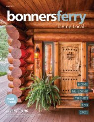May 2021 Bonners Ferry Living Local