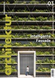 architektur Fachmagazin Ausgabe 3 2021
