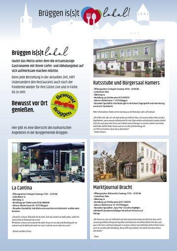 Stadtjournal Isst lokal online
