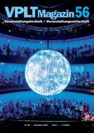 VPLT Magazin 56