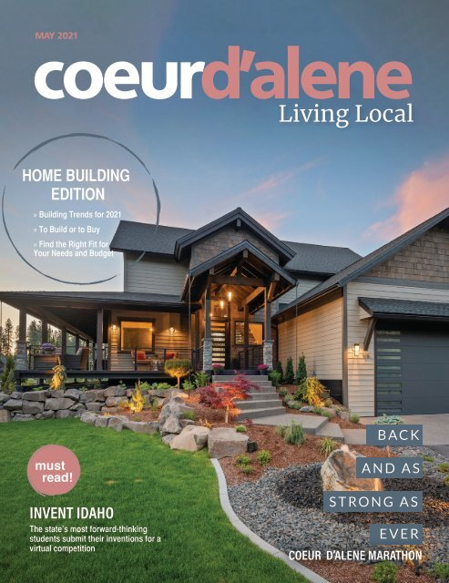 May 2021 Coeur d'Alene Living Local