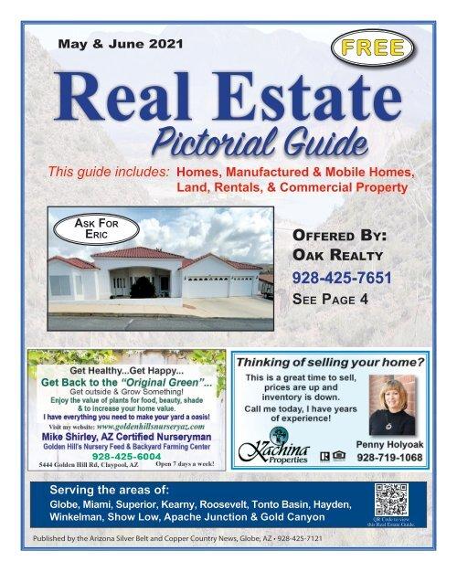 5-21 Real Estate Pic SBelt