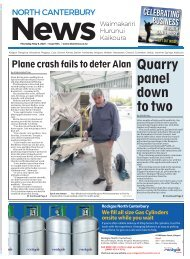 North Canterbury News: May 06, 2021
