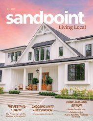 May 2021 Sandpoint Living Local