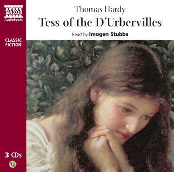 Tess of the D'Urbervilles - Naxos Spoken Word Library