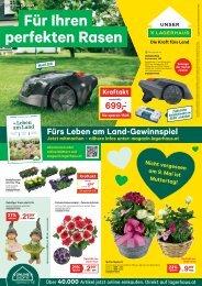 AXAMER Lagerhaus Flugblatt 01/Mai 2021