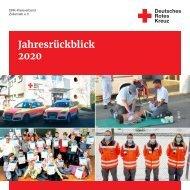 DRK Zollernalb Jahresrückblick 2020