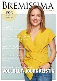 BREMISSIMA Magazin | Mai-Juni 2021
