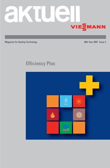 Efficiency Plus