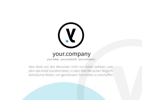 your.company Pitch Deck