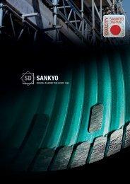Sankyo Catalog 2019-2020