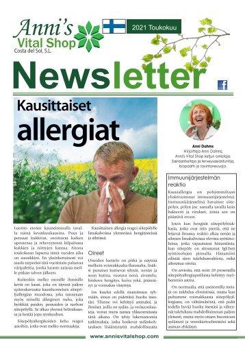 Kausittaiset allergiat