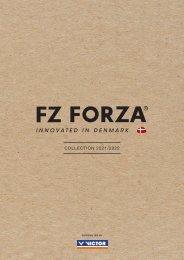 FZ FORZA Katalog 2021/2022