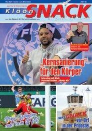 Holsteiner KlöönSNACK - Ausgabe Kiel - Mai 2021
