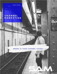 SAM-Channel