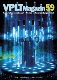 VPLT Magazin 59