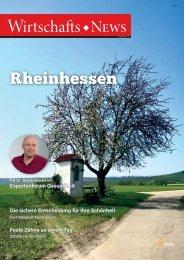 Wirtschafts-News I 2021 Rheinhessen