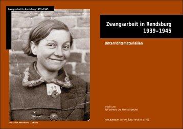 """Unterrichtsmaterialien - Forschungsgruppe """"Zwangsarbeit in ..."""