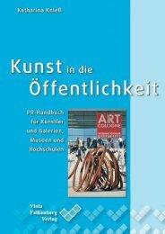 K. Knieß: Kunst in die Öffentlichkeit, 2 - Viola Falkenberg Verlag