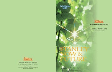 Stanley Electric Co., Ltd.