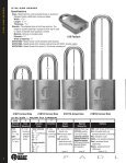 PADLOCKS - Best Access Systems - Page 4