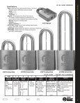 PADLOCKS - Best Access Systems - Page 5