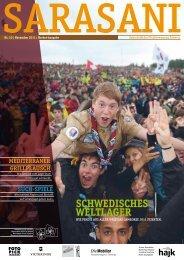 Sarasani Nr. 10 - Scout.ch