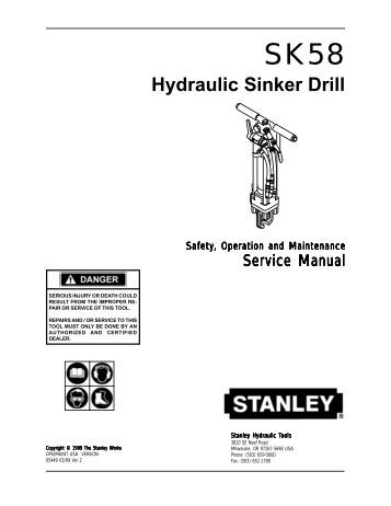 Hydraulic Portable Press (Pin Pusher)