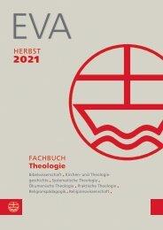 Fachbuchvorschau Herbst 2021 Evangelische Verlagsanstalt