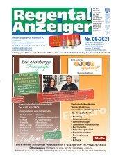 Regental-Anzeiger 08-21