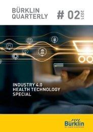 Bürklin Elektronik Quarterly # 02/2021 Englisch