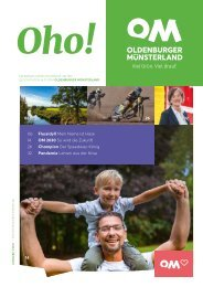 Oho! Nr. 7 - Spannende Geschichten aus dem Oldenburger Münsterland