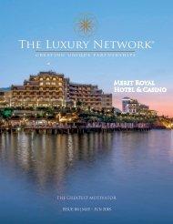 The Luxury Network International Magazine Issue 06