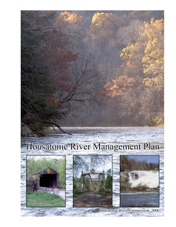 Housatonic River Management Plan - Northwestern Connecticut ...